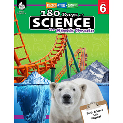 180 Days of Science - Grade 6