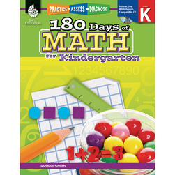 180 Days of Math - Grade K