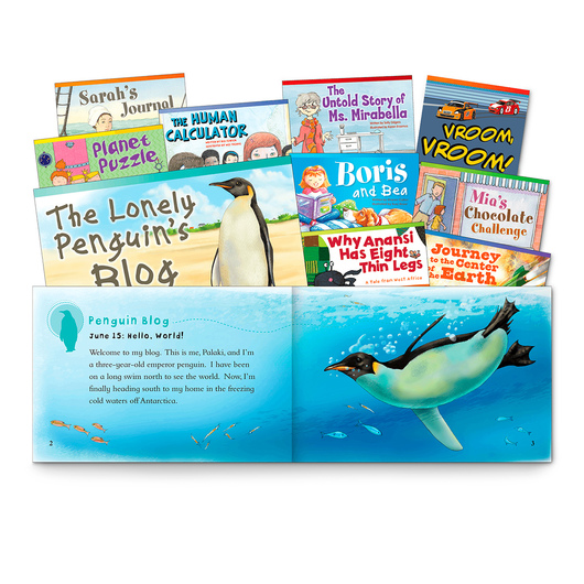 Literary Texts - Grade 2 - Set 1 - Set of 10
