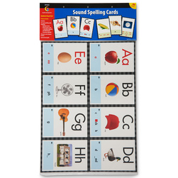 Sound Spelling Cards Bulletin Board Set