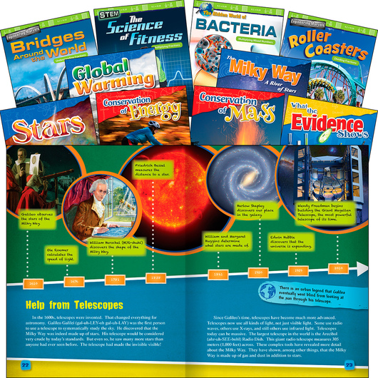 Exploring STEM Book Set - Grade 5