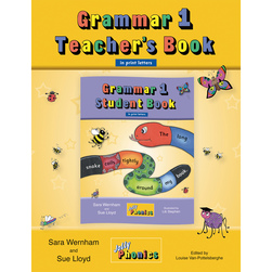 Jolly Phonics Grammar Book Teacher's Book