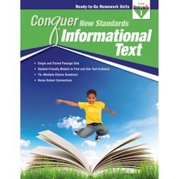 Conquer New Standards Informational Text
