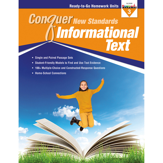 Conquer New Standards - Informational Text - Grade 3