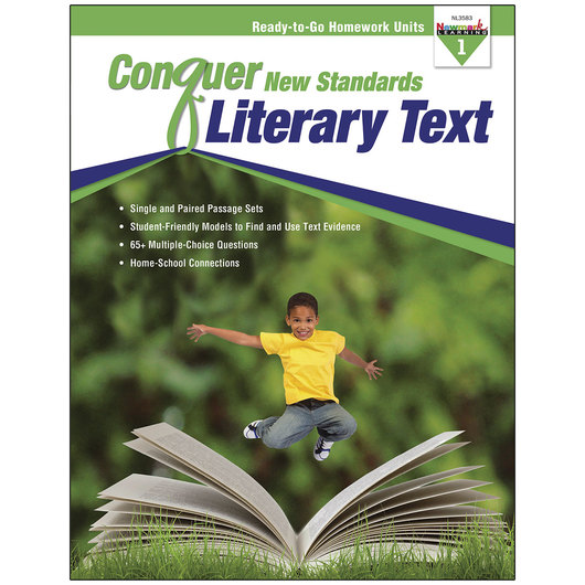 Conquer New Standards - Literary Text - Grade 1