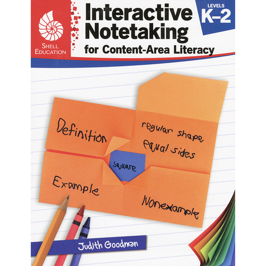 Interactive Notetaking for Content-Area Literacy - Grades K-2