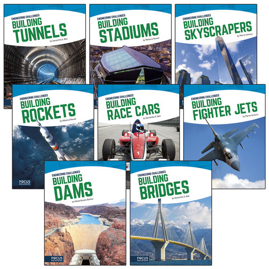 Engineering Challenges Book Set