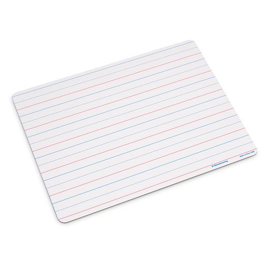 Frameless Magnetic Dry-Erase Board - Set of 12