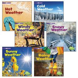 All Kinds of Weather Book Set