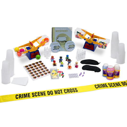 Rogue Rodent Mystery - A Study in Forensic Science - Classroom Kit