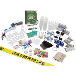 Missing Money Mystery - A Study in Forensic Science - Classroom Kit