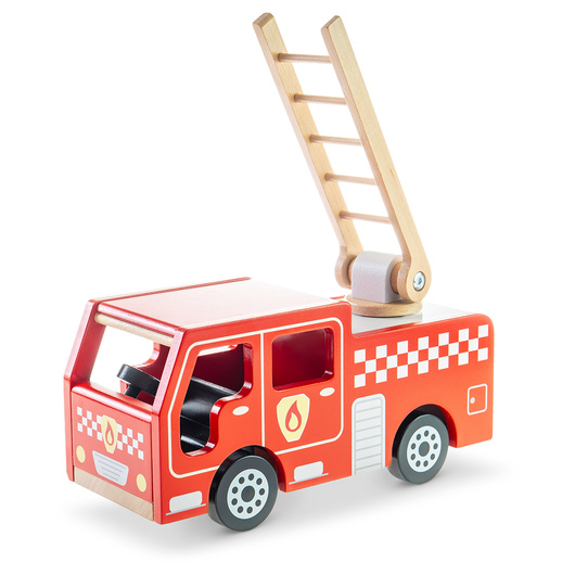 City Fire Station - Fire Engine