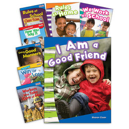 Self-Regulation: Respecting Others Book Set