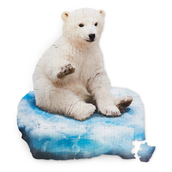 I Am Lil' Polar Bear Jigsaw Puzzle