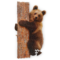 I Am Lil' Bear Jigsaw Puzzle