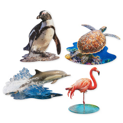 I Am... Sea Animals Jigsaw Puzzle Set