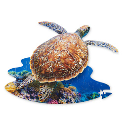 I Am Lil' Sea Turtle Jigsaw Puzzle