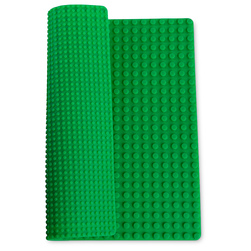 Strictly Briks® Silicone Baseplate Mat for Building Bricks