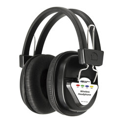 Hamilton™ W901-MULTI Multi-Channeled Wireless Headphones