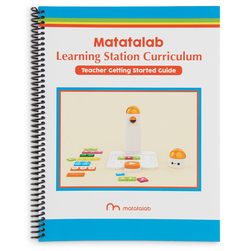 Matatalab Learning Station Curriculum for Matatalab Screenless Robot Coding Set