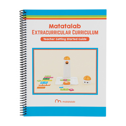 Matatalab Extracurriucular Curriculum for Matatalab Screenless Robot Coding Set