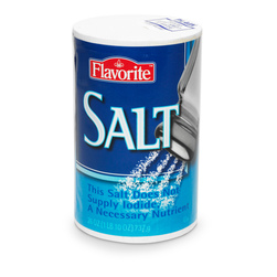 Salt, Table, 26 oz.