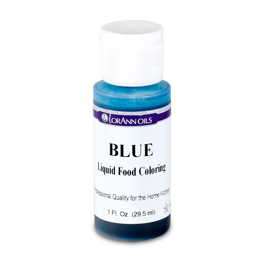 Food Coloring, Blue, 30ml