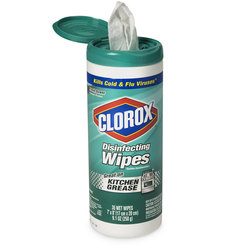 Wipes, Disinfecting - Each