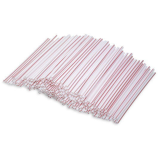 Straws, Not wrapped, pk/200