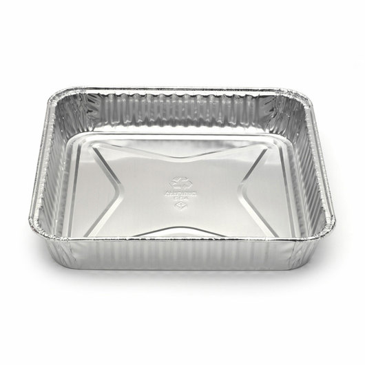 Pan, Aluminum, 8 in. Square