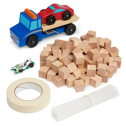 Blocks Measure Up Materials, ECHOS Full Kits