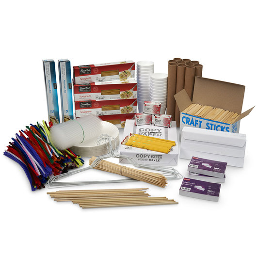 Challenge Resources - Structural Items, Extenders, and General Items Kit