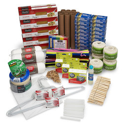 Challenge Resources - Connectors and Adhesives Kit