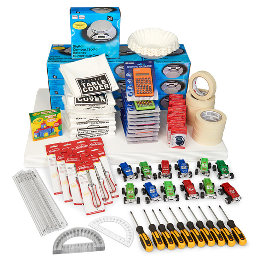 NICERC™ Explore Cars Kit