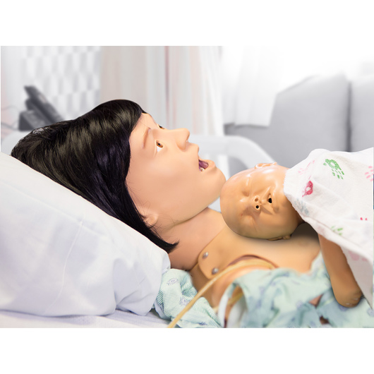 <strong>Life/form®</strong> Lucy Maternal and Neonatal Birthing Simulator - Complete Lucy