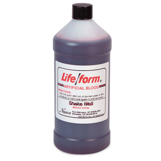 <strong>Life/form®</strong> Venous Blood - 1 Quart