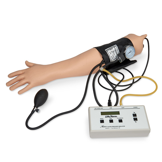 <strong>Life/form®</strong> Deluxe Blood Pressure Simulator with Speaker System