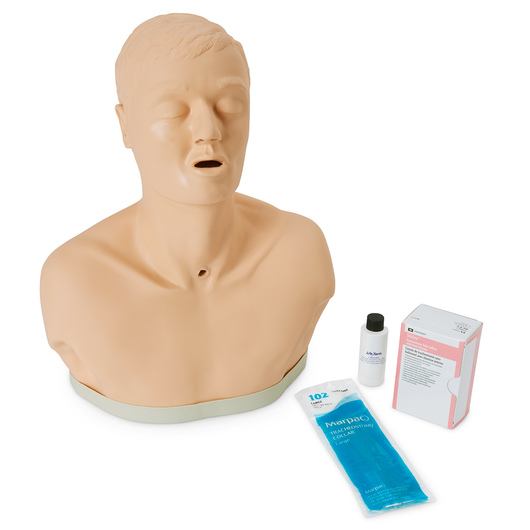<strong>Life/form®</strong> Adult Patient Education Tracheostomy Care Manikin