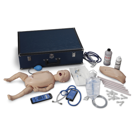 <strong>Life/form®</strong> Infant Auscultation Trainer with Airway Management