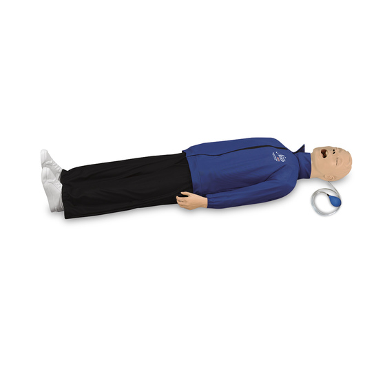 <strong>Life/form®</strong> Full Body <q>Airway Larry</q> Airway Management Manikin without Electronic Connections