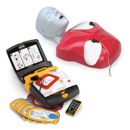 <strong>Life/form®</strong> <strong>Basic Buddy®</strong> LIFEPAK® CR Plus AED Training Device