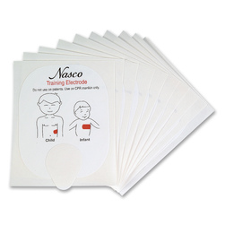 Pediatric AED Training Pads