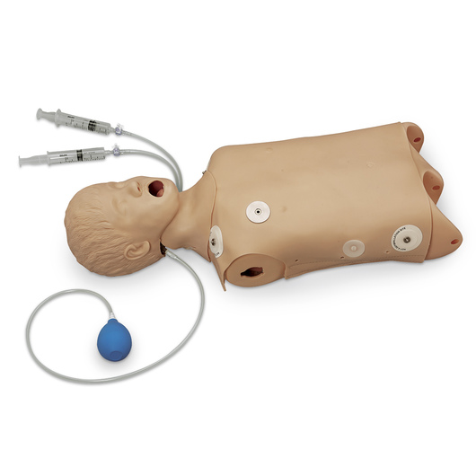 <strong>Life/form®</strong> Advanced Child CPR/Airway Management Torso with Defibrillation Features