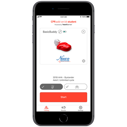 <strong>Life/form®</strong> <strong>Basic Buddy®</strong> Plus Add-on Kit powered by Heartisense® - Pkg. of 5