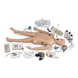 <strong>Life/form®</strong> Deluxe Child <strong>CRiSis™</strong> Manikin with Advanced Airway Management