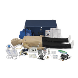 Life/form Complete CRiSis Auscultation Manikin with Advanced Airway Management