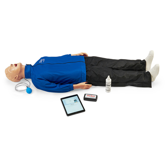 <strong>Life/form®</strong> <q>Airway Larry</q> with CPR Metrix and iPad®*