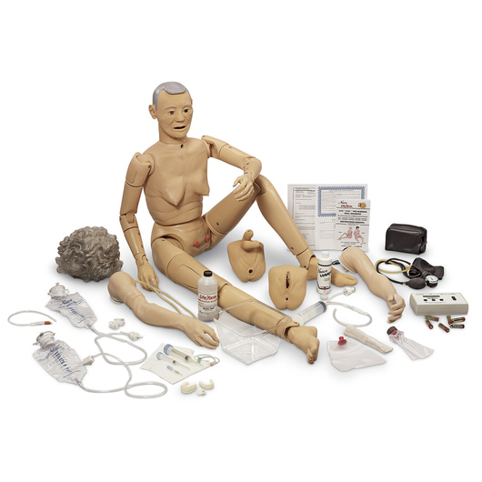 Life/form® Advanced GERi™ Manikin - Light