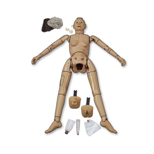 <strong>Life/form®</strong> Basic <strong>KERi™</strong> Manikin with Carry Case