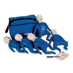 CPR Prompt TMAN 2 Infant Training and Practice Manikin Training Pack